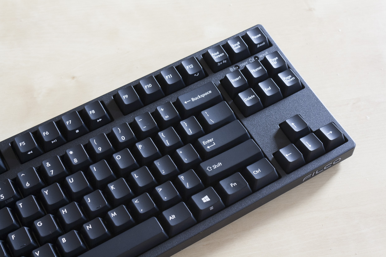 5b1204a1b2f Filco Convertible 2 TKL review: a portable wired and wireless ...