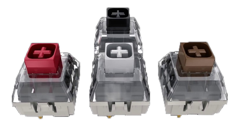 An introduction to Kailh switches, including Speed & Box