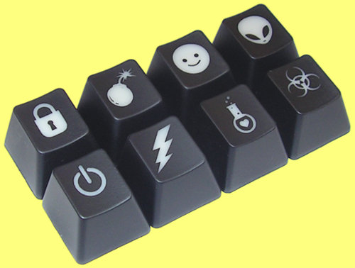KCP005 - Cherry MX Accessory Keycap Set 2