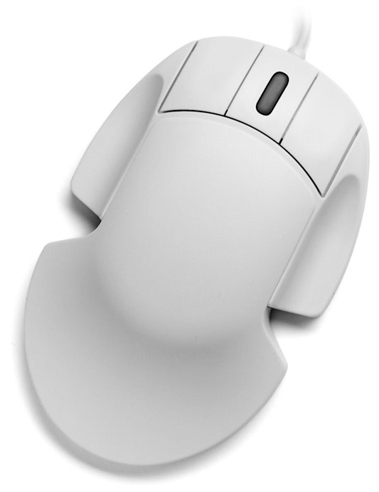 Connection Data >> KBC-WM01 - Whale mouse, optical, ergonomic and adjustable, Data Sheet