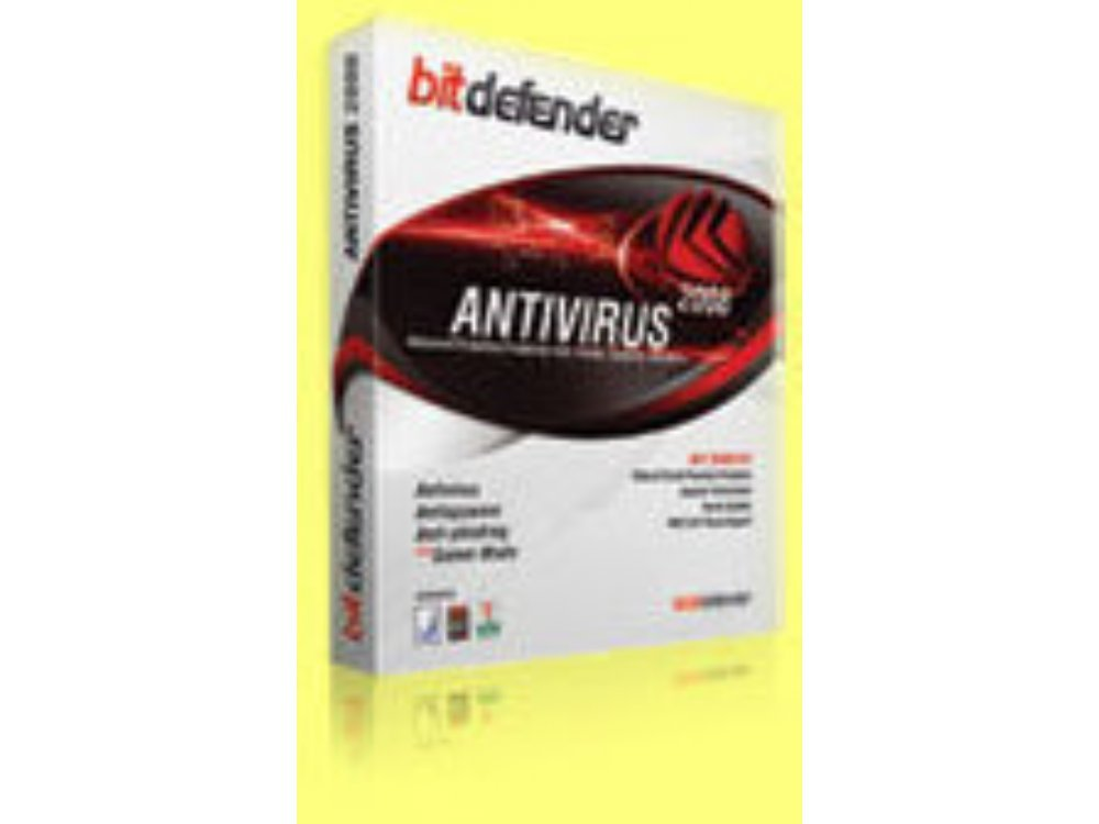 KBC-BD2008-AV - Bitdefender Antivirus 3 PC version, Data Sheet