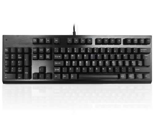 KBC-3500C - Black Left-Handed Programmable Keyboard