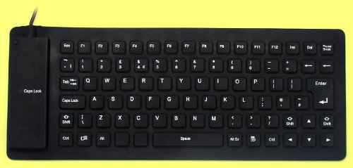 KBC-50086 - Flexible mini (roll-up) keyboard