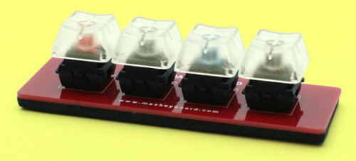MK-Switch-Sampler - Cherry MX Switch Sampler
