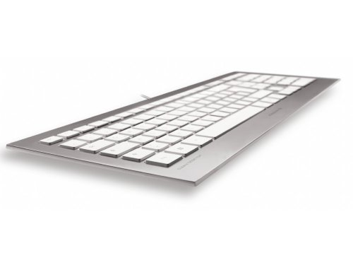 JK-0300GB - Cherry Strait Mac Style Keyboard