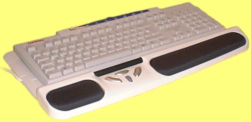 Contour RollerMouse Station, Classic : KBC-RM001 : The Keyboard ...