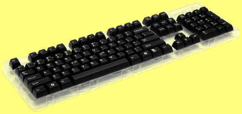 SPKCS104D - Double Shot Filco 104 Key USA Keyset