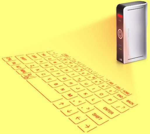 KBC-EPIC - Epic Bluetooth Laser Projection Keyboard
