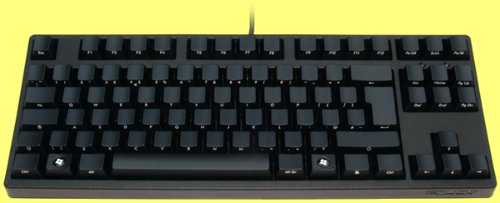 FKBN88M/UKFB2 - UK Filco Ninja Majestouch-2, Tenkeyless, NKR, Tactile Action, Keyboard