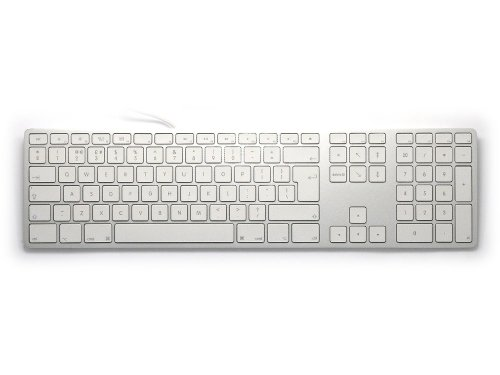 FK318S-UK - Matias Wired Aluminum Keyboard for Mac UK