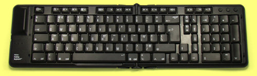 FK304-UK - Matias Bluetooth Folding UK Keyboard for iPad, iPhone and Mac