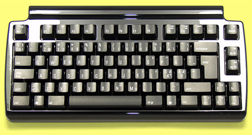 FK303QPCW-ND - Nordic Matias Wireless Mini Secure Pro Keyboard for PC