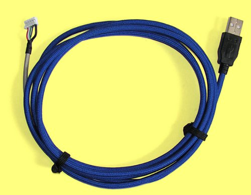 CAB-F-BLUE - Blue Premium Replacement Filco Cable