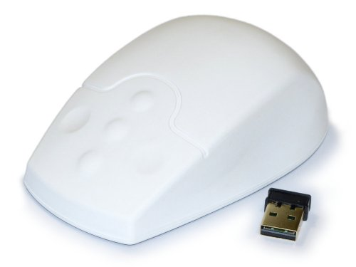 SF08-15 - SterileMouse Laser Wireless Antibacterial Scroll Mouse