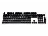 Blank, Black Filco 104 Key Keyset Pack