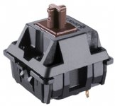 Cherry Key Switch Module, Brown, Tactile