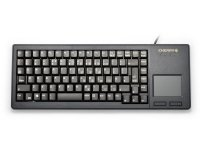 Compact Flat and Extremely Robust Linear Touchpad Keyboard