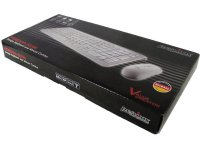 Piano White Keyboard and Mouse Set
