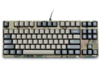 Filco Majestouch 2 Camouflage-R, Tenkeyless, NKR, Tactile Action, USA Keyboard