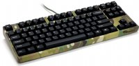 Camo Filco Majestouch-2, Tenkeyless, NKR, Tactile Action, USA Keyboard