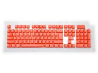 Double Shot Keyset Red USA PC Full for Backlit Cherry MX Switches