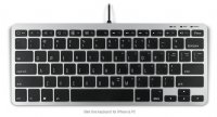 Matias Slim One Keyboard for iPhone and PC, US