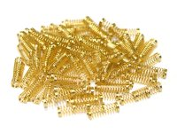 24K Gold Plated Alps Replacement Springs 100cN
