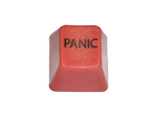 UNI-PANIC-RED - Unicomp Red PANIC Key