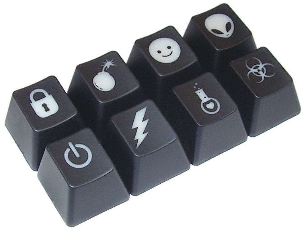 Cherry MX Accessory Keycap Set 2, picture 1