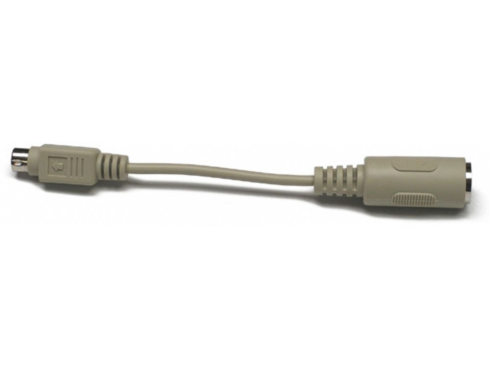 5 pin Din (AT) to PS/2 cable adaptor