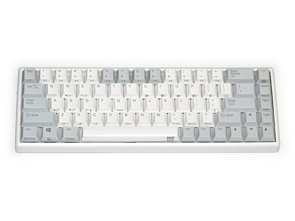 Atom68 Capacitive 45gf Bluetooth Programmable 60% Keyboard