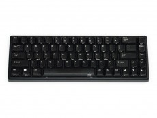 Atom68 Capacitive 50gf Bluetooth RGB Backlit Programmable 60% Keyboard Black