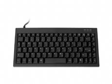 Mini keyboard, Black, USB