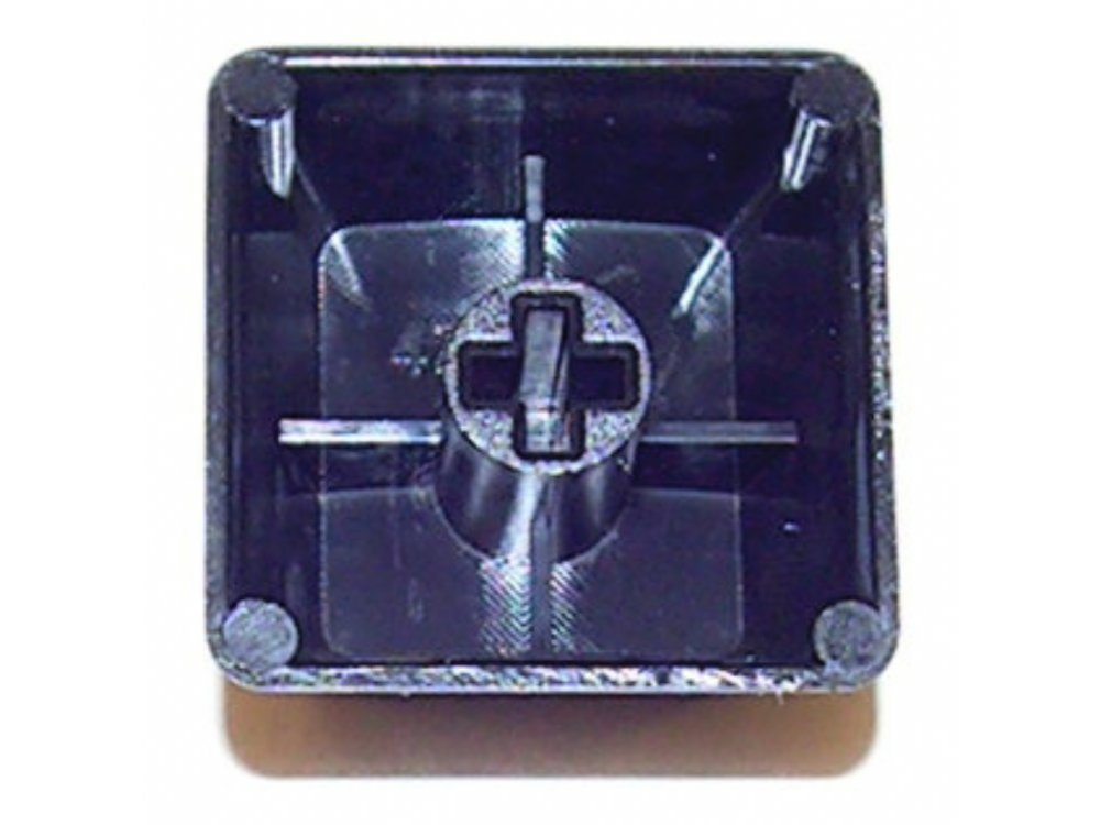 Filco, Blank Black Keycap for Cherry MX Switches Top Rows