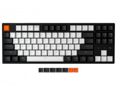 USA Keychron C1 Double-Shot Backlit Hot-Swap Tactile Keyboard