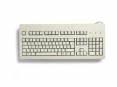 Superior Gold Contact, MX Blue Click Keyboard, Beige