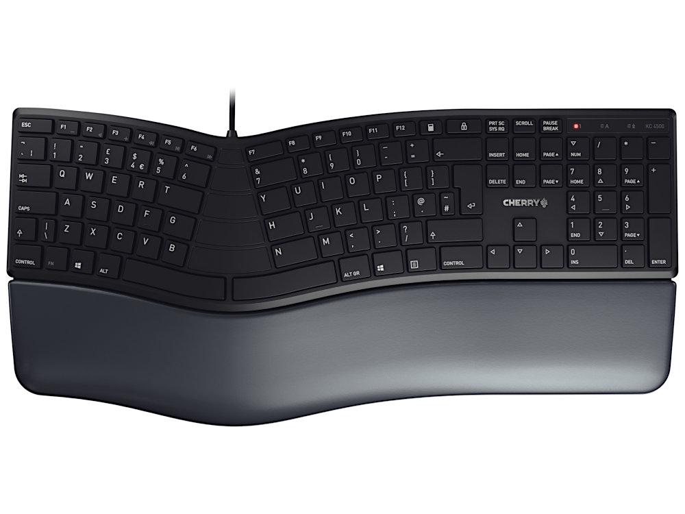 CHERRY KC 4500 ERGO Ergonomic Keyboard