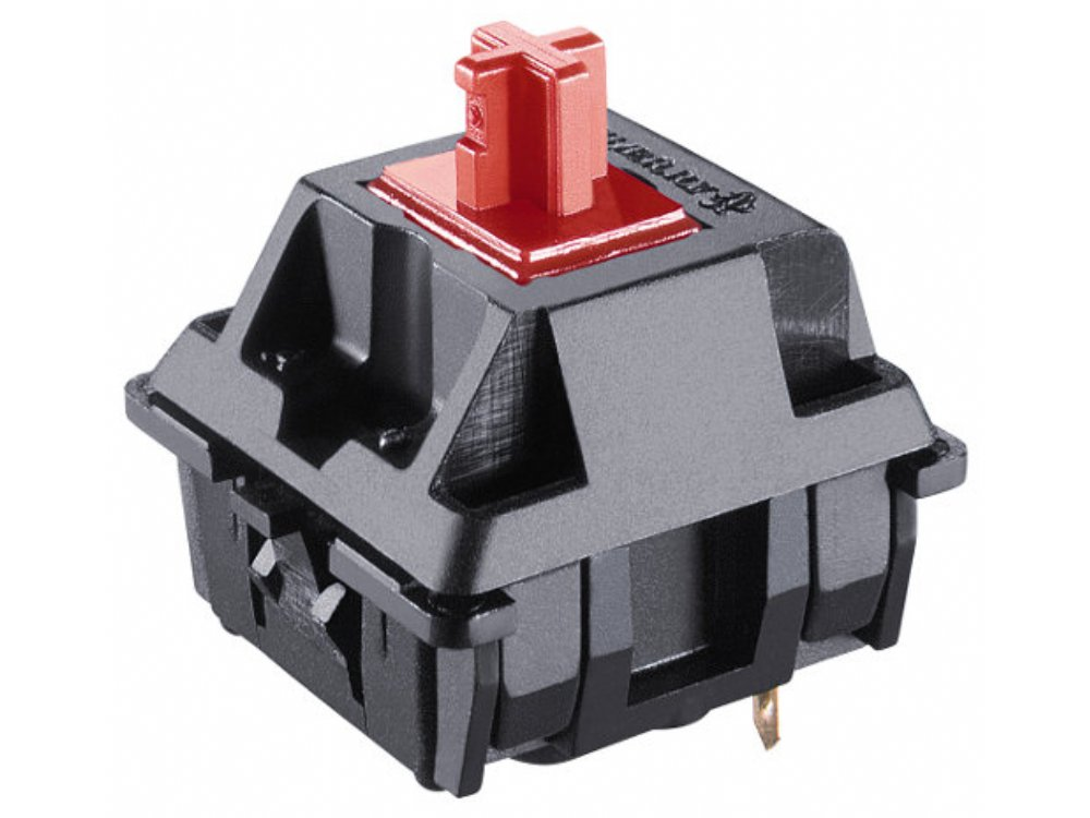 Cherry Key Switch Module, Red, Soft Linear