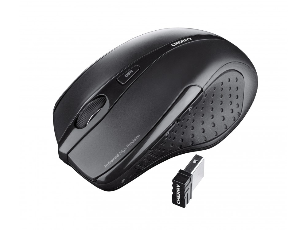 CHERRY Ergonomic Wireless Mouse MW 3000, picture 2