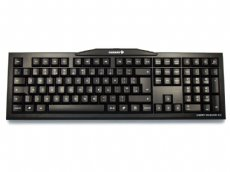 UK CHERRY MX-Board 3.0 Pro Keyboard, Red Switch NKR