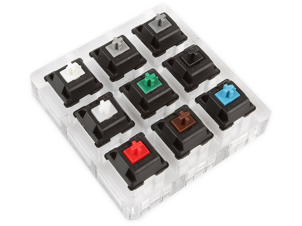 Cherry MX Switch Pro Sampler 9, picture 1