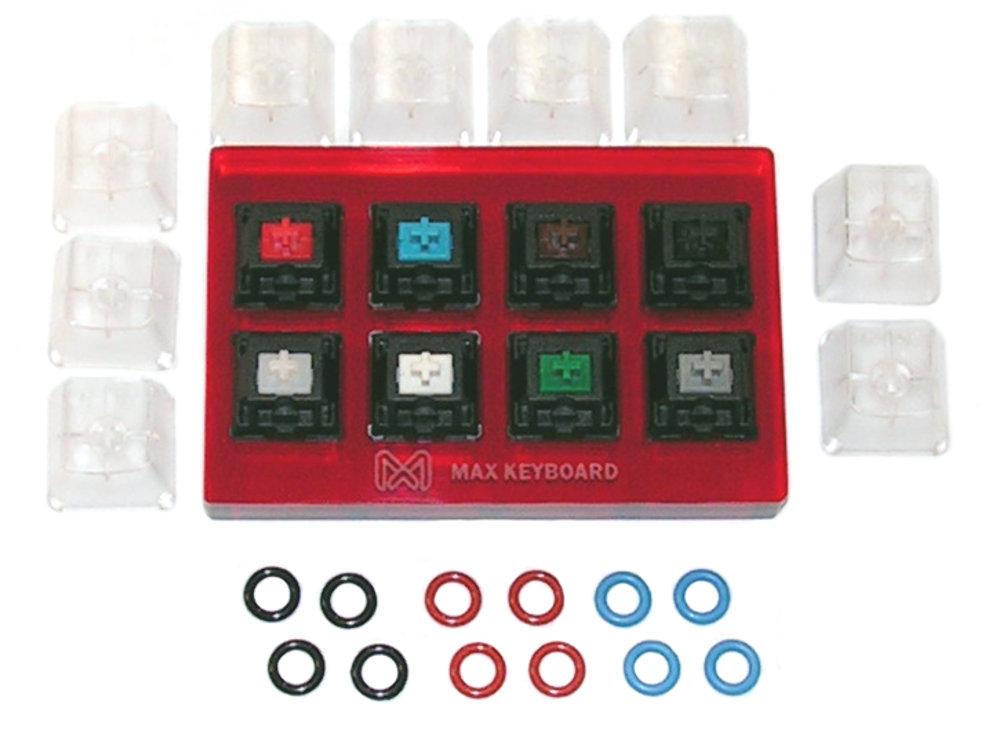 Cherry MX Switch Pro Sampler
