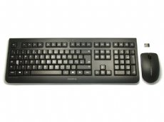 Cherry Wireless Quiet Keyboard and Mouse Set DW 3000