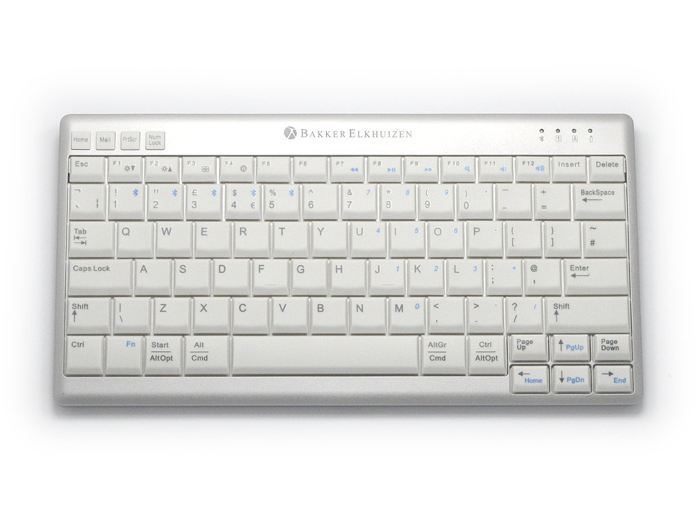 UltraBoard 950 Compact Multi Pair Bluetooth Keyboard, picture 1