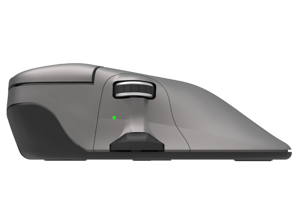 Contour Mouse Wireless Large Right Handed Ergonomic Mouse