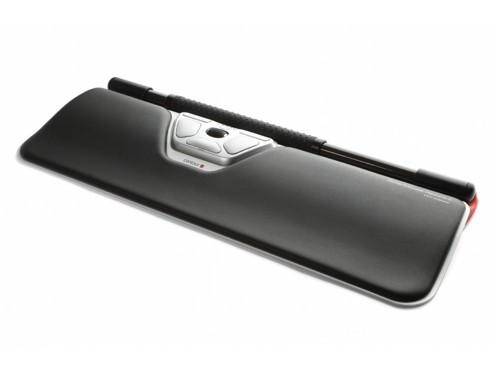 Contour RollerMouse Red Plus Wireless
