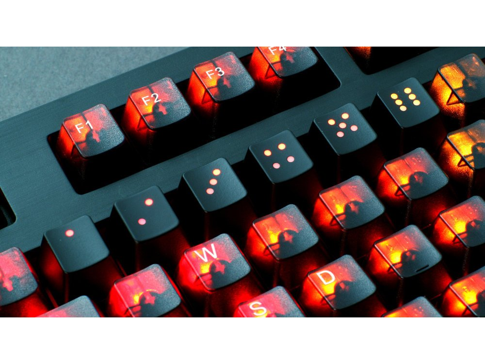 Cherry MX Dice Keycap Set