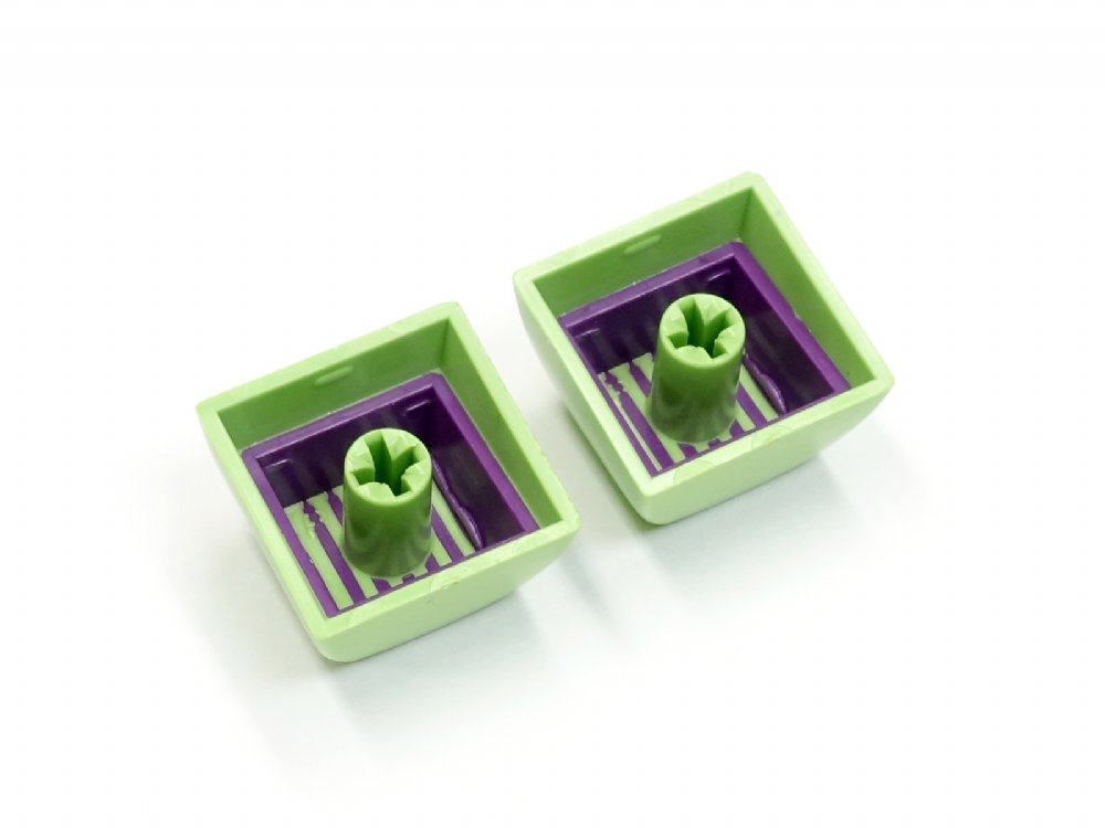 Double Shot Filco 104 Key USA Keyset, Green, picture 6