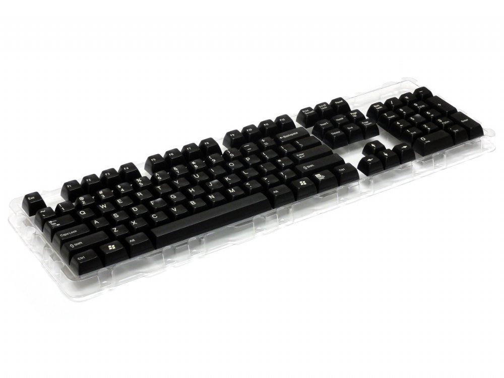 Double Shot Filco 104 Key USA Keyset
