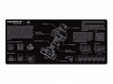 Varmilo EC Switch Desk Mat Extra Large